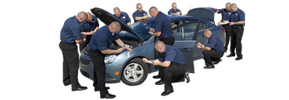 auto controleren op schadeverleden