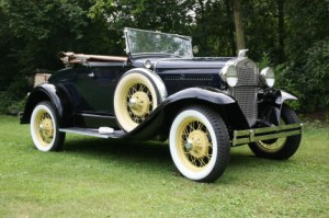 auto geschiedenis