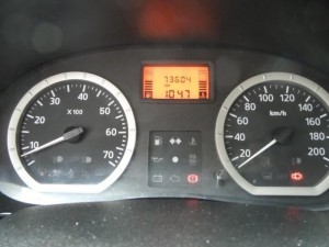 auto kilometerteller