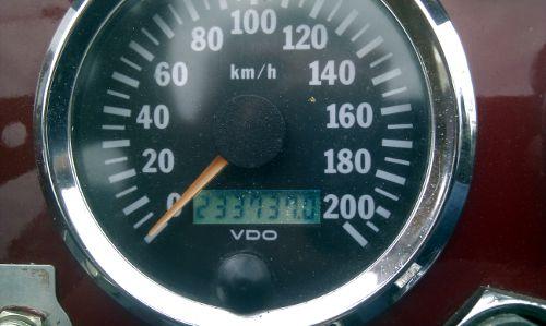 km stand check